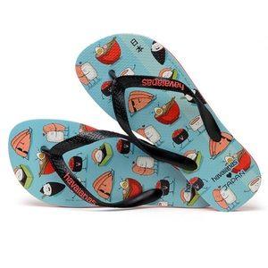 Havaianas Unisex Top Japan Flip Flops- Sushi Print